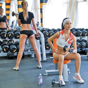 Фитнес-клубы Джубги