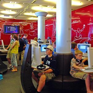 Интернет-кафе Джубги
