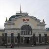 Железнодорожные вокзалы в Джубге