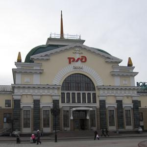 Железнодорожные вокзалы Джубги